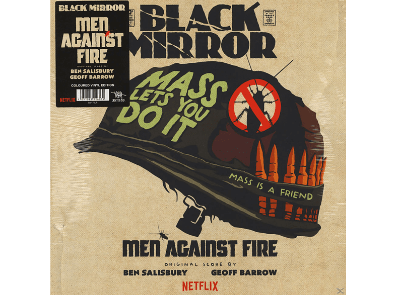 Ben Salisbury, Geoff Barrow - Black Mirror: Men Against Fire [Vinyl]