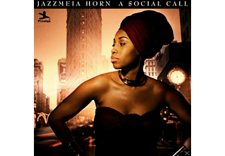 Jazzmeia Horn - A Social Call - (CD)