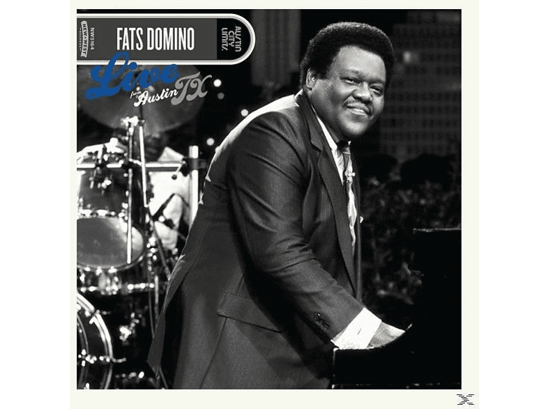 Fats Domino - Live From Austin,TX [Vinyl]