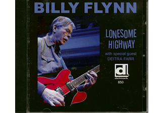 Billy Flynn - Lonesome Highway - (CD)