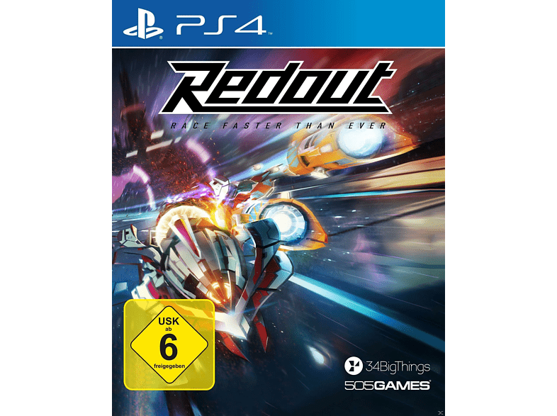 Redout [PlayStation 4]