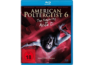 American Poltergeist 6-The Haunting Of Alice D. - (Blu-ray)