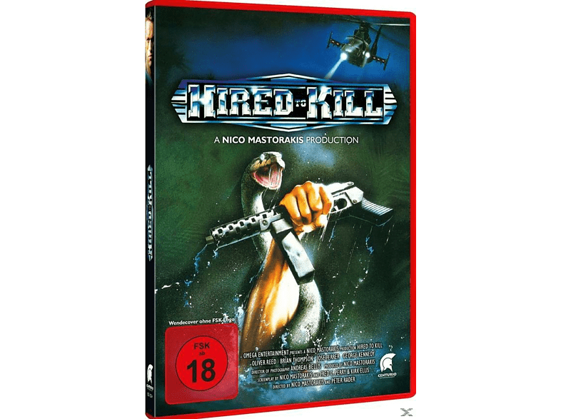 Hired to Kill [DVD]