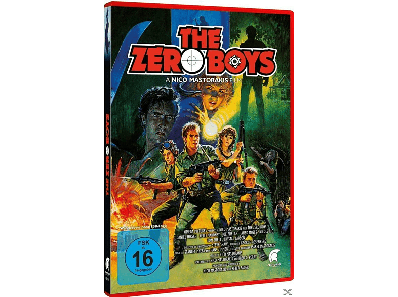 The Zero Boys [Blu-ray]