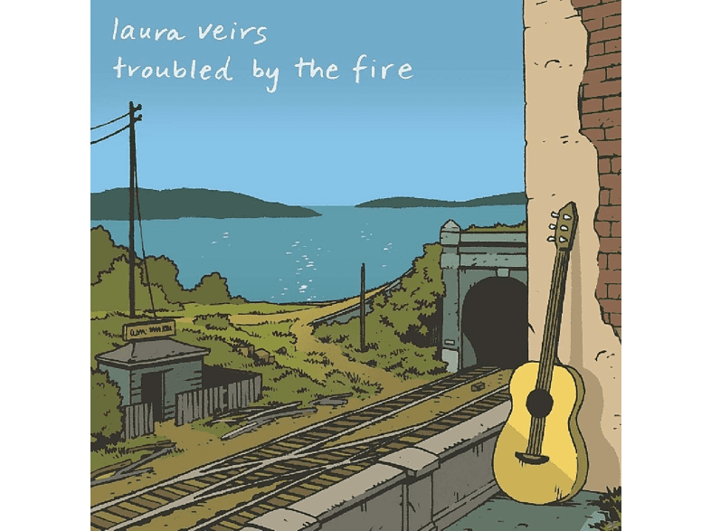 Laura Veirs - TROUBLED BY THE FIRE [Vinyl]