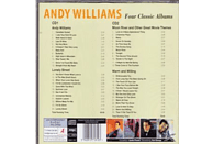 Andy Williams - Four Classic Albums [CD]