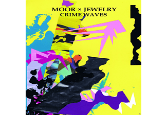 Moor Mother - MOOR X JEWELRY: CRIME WAVES - (Vinyl)