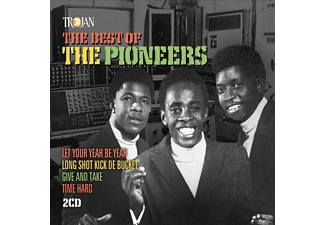 The Pioneers - The Best of The Pioneers - (CD)