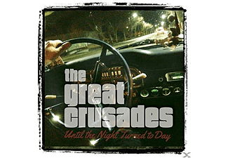 The Great Crusades - Until The Night Turned To Day - (CD)