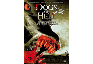 Dogs Of Hell-Bluthunde Aus Der Hölle - (DVD)