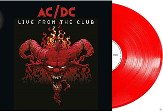 AC/DC - Live From The Club - Limited Edition - (Vinyl)