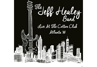 Jeff Healey Band - Live At The Cotton Club '88 - (CD)