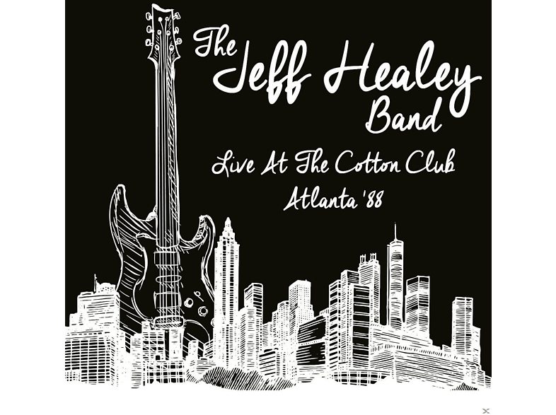Jeff Healey Band - Live At The Cotton Club '88 [CD]