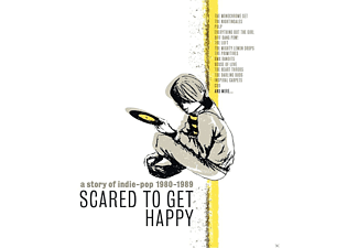 VARIOUS - SCARED TO GET HAPPY (LIMITED GATEFOLD) - (Vinyl)