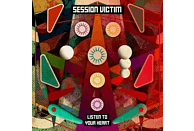 Session Victim - Listen To Your Heart [CD]