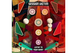 Session Victim - Listen To Your Heart - (CD)