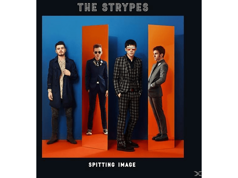 Strypes The - Spitting Image (Vinyl) [Vinyl]