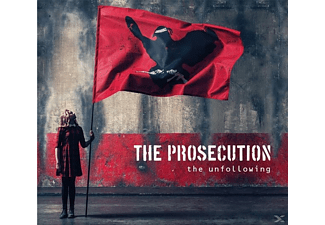The Prosecution - The Unfollowing - (CD)