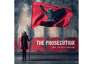 The Prosecution - The Unfollowing (180Gr./Gatefold/Download) - (Vinyl)