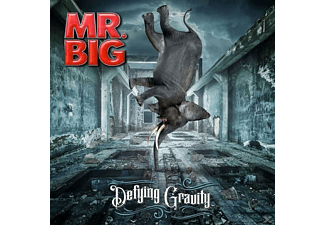 Mr. Big - Defying Gravity (Deluxe Edition) - (CD + DVD Video)