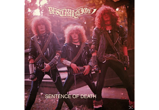 Destruction - Sentence Of Death  (Eu-Version Coloured Vinyl) - (Vinyl)