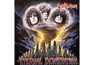 Destruction - Eternal Devastation (Slipcase,Poster) - (CD)