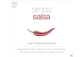 VARIOUS - Simply Salsa - (CD)
