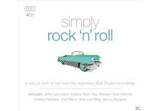 VARIOUS - Simply Rock'n'Roll - (CD)