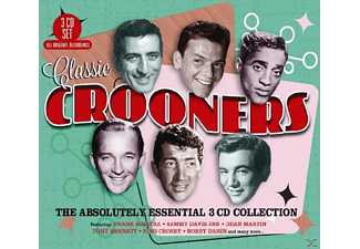 VARIOUS - Classic Crooners - (CD)