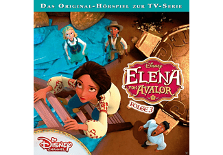 WARNER MUSIC GROUP GERMANY Elena von Avalor 03: Der Codex Morus / Die drei Kobold-Brüder