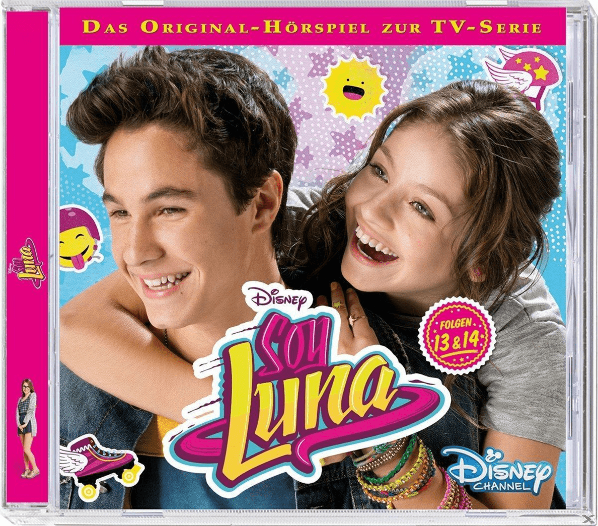 Kiddinx Disney Soy Luna 13 + 14