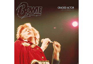 David Bowie - Cracked Actor-Live Los Angeles '74 - (CD)