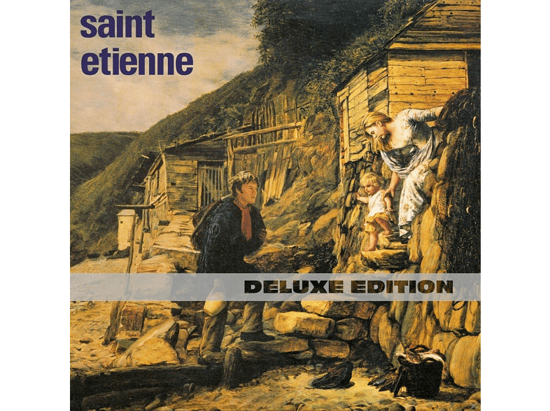 Saint Etienne - Tiger Bay (2CD Deluxe Edition) [CD]