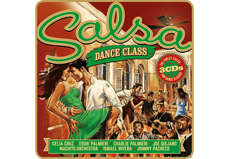 VARIOUS - Salsa Dance Class (Lim.Metalbox Ed) - (CD)