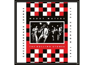 Waters,Muddy/Rolling Stones,The - Live At The Checkerboard Lounge (1981) - (CD)