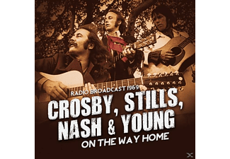 Crosby, Stills, Nash & Young - On The Way Home - (CD)