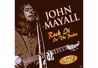 John Mayall, Mick Taylor - Rocket In The Pocket - (CD)