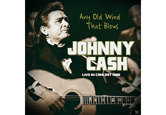 Johnny Cash - Any Old Wind That Blows - (CD)