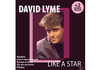 David Lyme - Like a Star - (CD)
