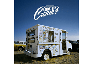 Shuko & F.Of Audiotreats - Cookies & Cream 4 - (Vinyl)