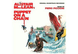 Ost-original Soundtrack - Puppet On A Chain - (CD)