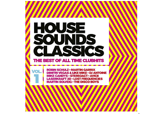 VARIOUS - House Sounds Classics-The Be - (CD)