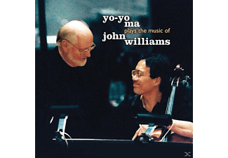 Yo-Yo Ma - Plays The Music Of John Williams - (Vinyl)