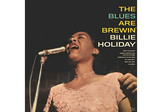 Billie Holiday - The Blues Are Brewin' - (Vinyl)