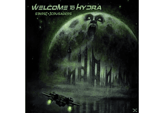Stars[+]crusaders - Welcome To Hydra - (CD)