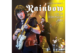 Ritchie Blackmore's Rainbow - Live In Birmingham 2016 (2CD) - (CD)