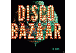 The Base - Disco Bazaar (LP+CD) - (LP + Bonus-CD)