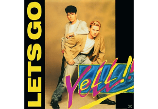 Yell - Let's Go - (CD)