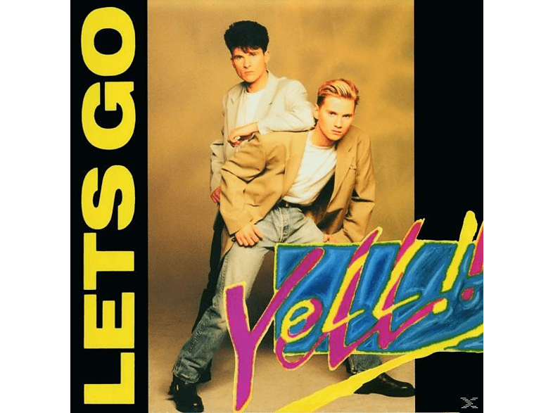 Yell - Let's Go [CD]