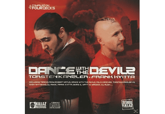 Kvitta, Frank / Kanzler, Torsten - Dance With The Devilz - (CD)